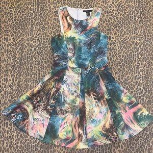 Forever21 Multicolored Dress